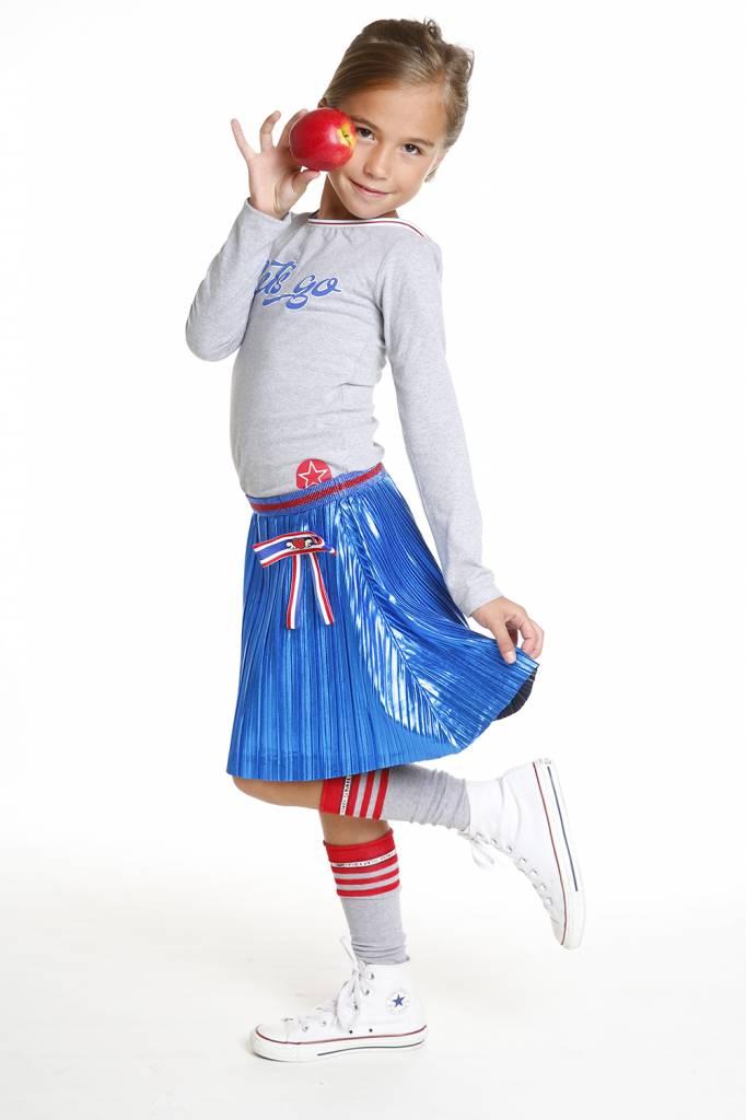 Topitm Socks Kia Grey Melee