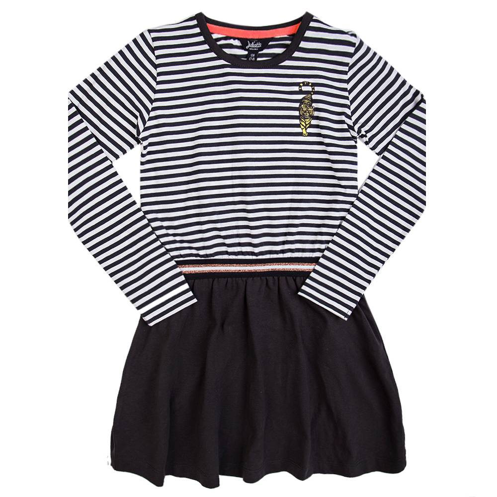 Miss Juliette Kinderkleding Op Str Dress Sweat Little Vip VSzMUp
