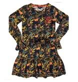 Little Miss Juliette Elvy dress BLK