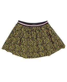 Little Miss Juliette Little Miss Juliette - Skirt print YLW