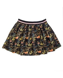 Little Miss Juliette Little Miss Juliette - Skirt print BLK