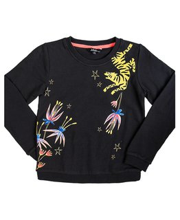 Little Miss Juliette Little Miss Juliette - Sweater BLK