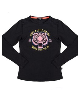 Little Miss Juliette Little Miss Juliette - Long sleeve BLK