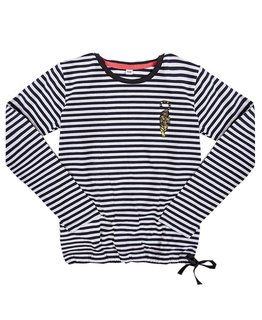 Little Miss Juliette Little Miss Juliette - Long sleeve stripe STP