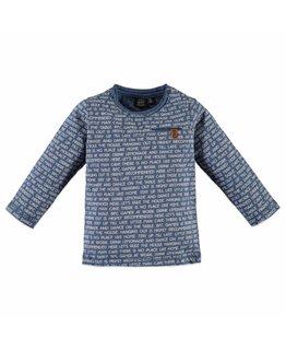 Babyface Babyface - Boys t-shirt long sleeve Pale Blue