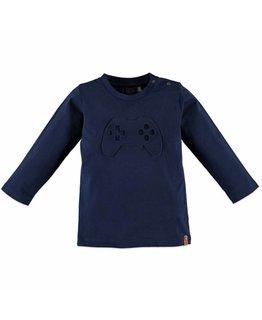 Babyface Babyface - Boys t-shirt long sleeve Deep Blue
