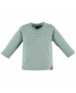 Babyface Babyface - Boys t-shirt long sleeve Mint Melee