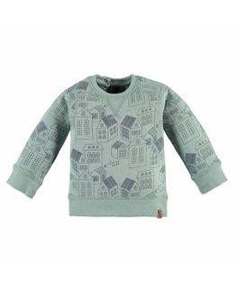 Babyface Babyface - Boys sweater Mint Melee
