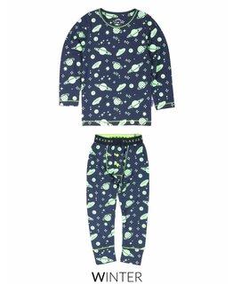 Claesen's (foto) Claesen's Boys Pyjama Set Cosmic