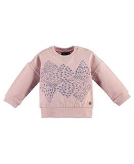 Babyface Babyface Girls sweatshirt Pastel Pink