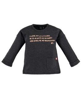 Babyface Babyface Girls t-shirt l.sl. Antra Melange
