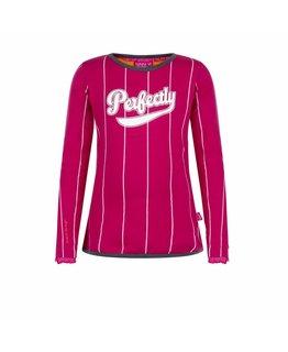 Ninni Vi Ninni Vi Shirt AOP 6 Dark Pink
