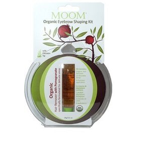 Organic Eyebrow Shaping Kit