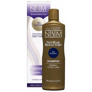 Nisim Shampoo geschikt voor normaal tot vet - Sulfaat- en parabeenvrij