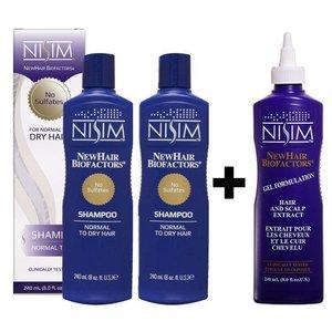 Nisim Startpakket Shampoo en Extract naar keuze