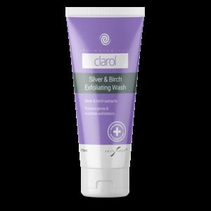 Skin Shop Clarol Silver & Birch Exfoliating Wash - 75ml