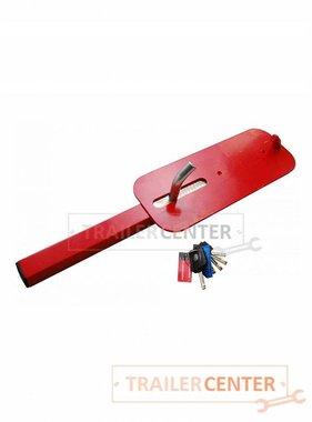DoubleLock Morsetto di rotella DOUBLE-LOCK Compact-Buffalo