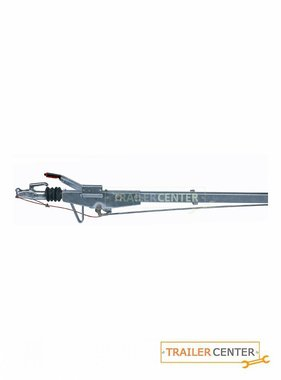 AL-KO AL-KO Freno a repulsione attacco quadro con timone diritto tipo 90S/3 - R4 versione B3