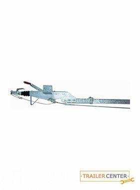 AL-KO AL-KO Freno a repulsione attacco quadro con timone curvo tipo 161 S/B – K16