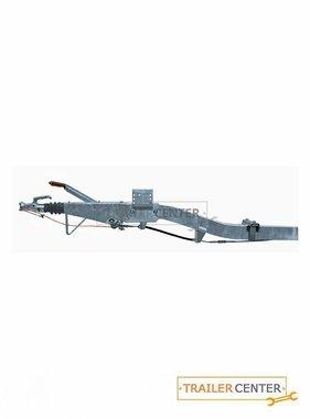 AL-KO AL-KO Freno a repulsione attacco quadro con timone curvo tipo 251 S - K 26 vers. A