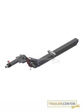 AL-KO AL-KO Freno a repulsione 350 VB BASIC regolabile in altezza con timone curvo 2500kg - 3500kg