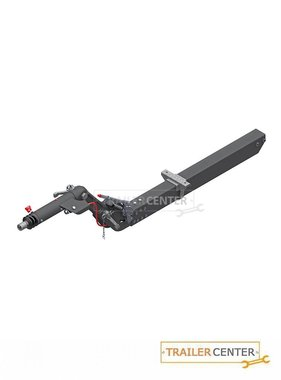 AL-KO AL-KO Auflaufeinrichtung höhenverstellbar 350 VB BASIC mit Deichselprofil gekröpft 2500kg bis 3500kg
