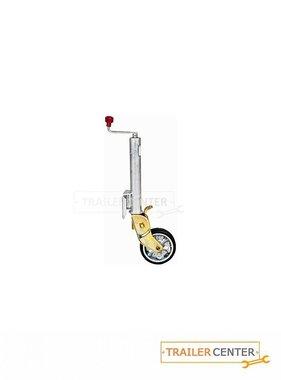 AL-KO Stützrad PROFI • halbautomatisch • 60mm rund 500kg