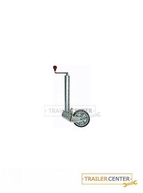 AL-KO Stützrad PROFI • vollautomatisch ohne Flansch • 60mm rund 500kg