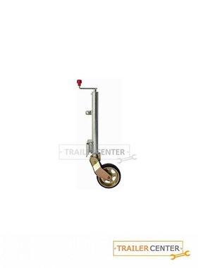 AL-KO Stützrad PROFI • vollautomatisch mit verlängertem Flansch • 60mm rund 500kg