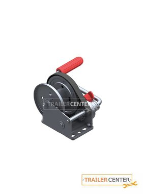 AL-KO Arganello frenato BASIC 450 A con automatismo di srotolamento fino a 450kg
