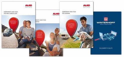 AL-KO presenta i nuovi cataloghi per il settore caravanning
