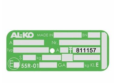 Ersatzteile für AL-KO Radbremse 2051 - 811157