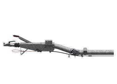 Freno a repulsione timone rimovibile fino a 1600kg
