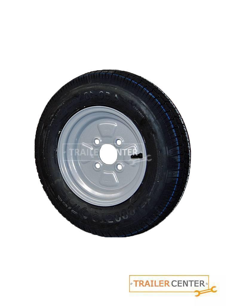 Starco 4.50-10 6PR 76N ST5000 mit Felge - Räder für Anhänger - Copy - Copy - Copy