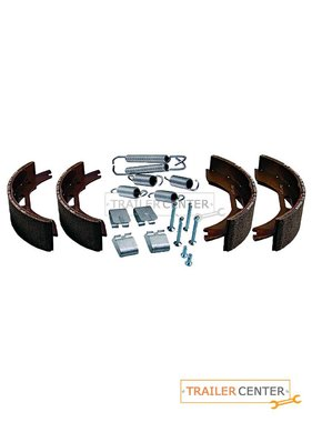 BPW Kit ceppi freno originali 230x40 tipo S 2304-7 RASK