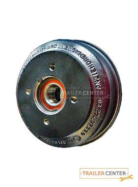 BPW Bremstrommel 200x50 • Radanschluss 100x4
