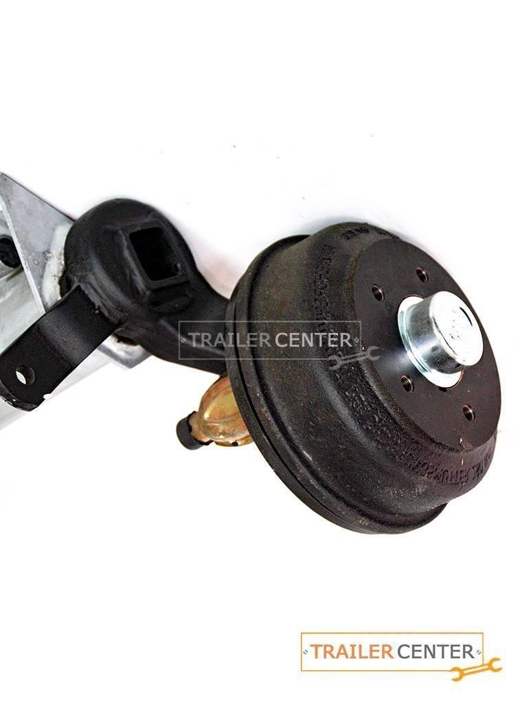 BPW BPW Achse für gebremste Anhänger • Typ CB 1355 • bis 1350kg • Radanschluss 112x5