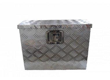 Box portaoggetti • Cassette portattrezzi in alluminio