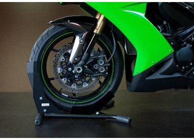 Motorradschienen