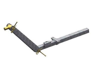 Timone regolabile in altezza fino a 750kg