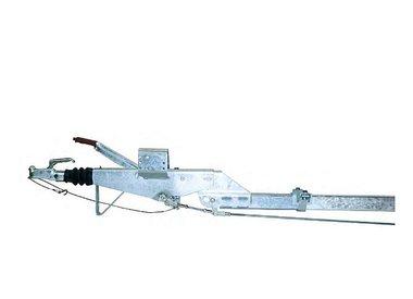Freni a repulsione attacco quadro con timone curvo fino a 1350kg