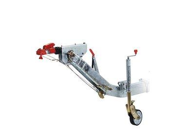 Freni a repulsione regolabili in altezza fino a 1000kg