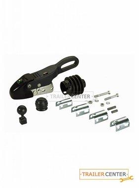 Winterhoff Sicherheitskupplung WS 3000 mit Stabilisierungseinrichtung • 50mm rund