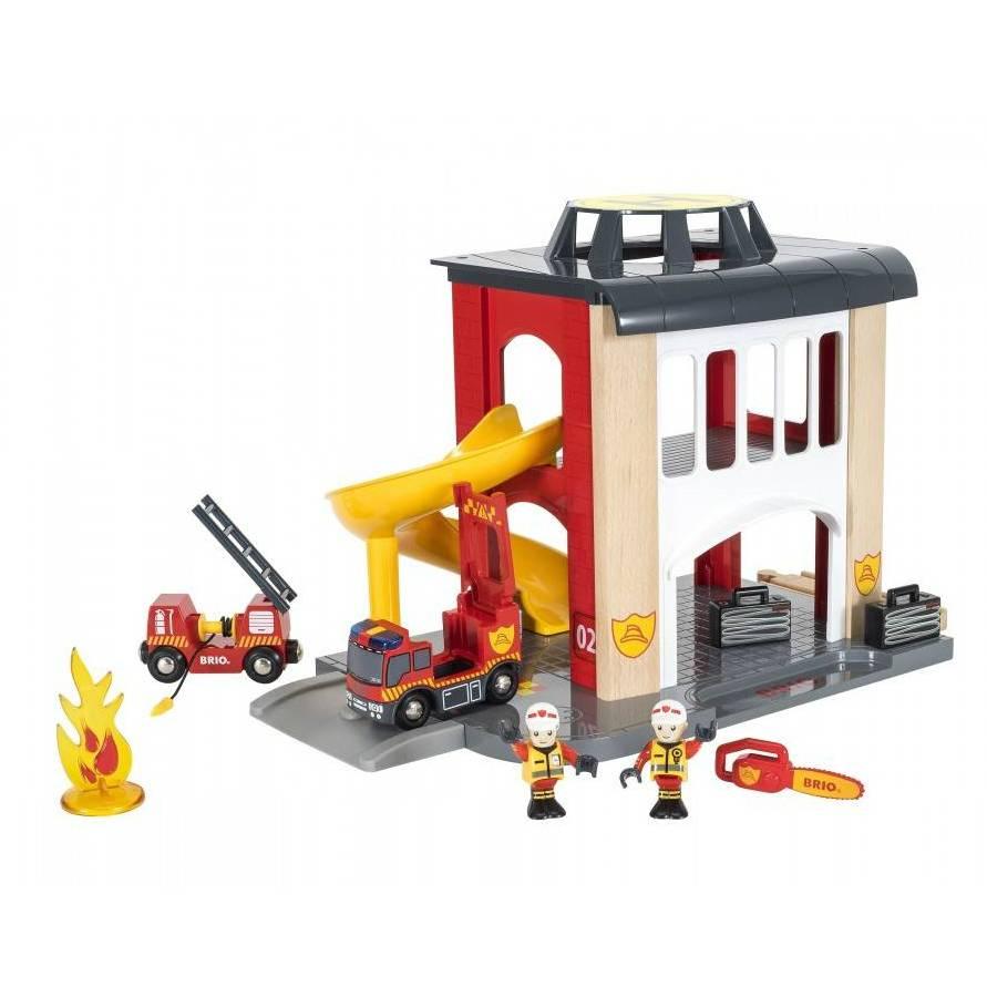 Brio Brio Brandweerkazerne