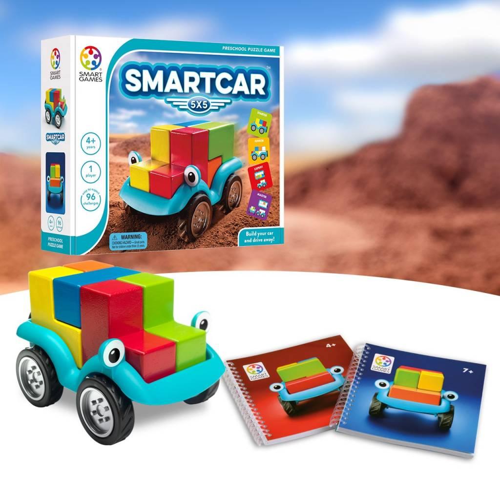 Smart Games Smart Games Smartcar 5x5