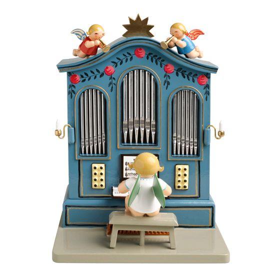 Wendt & Kühn Wendt & Kuhn speeldoos Orgel