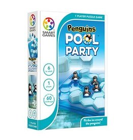 Smart Games Smart Games Penguins Pool Party