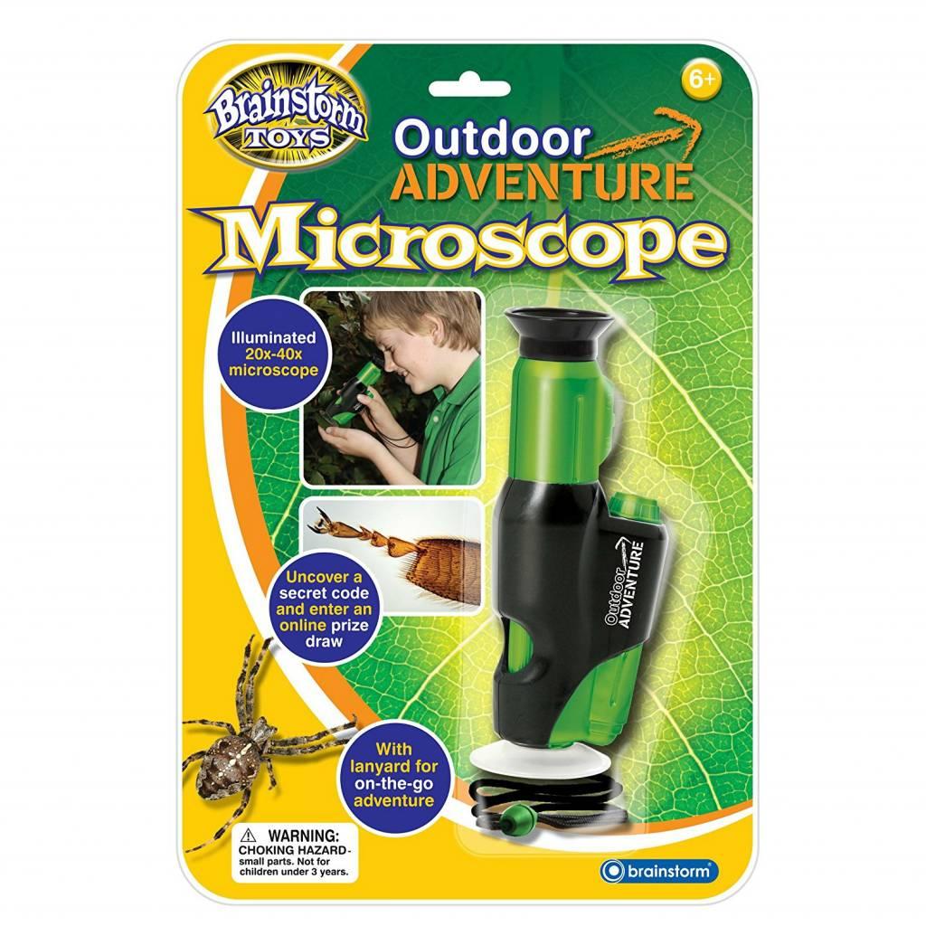 Brainstorm Brainstorm Outdoor Adventure Microscoop