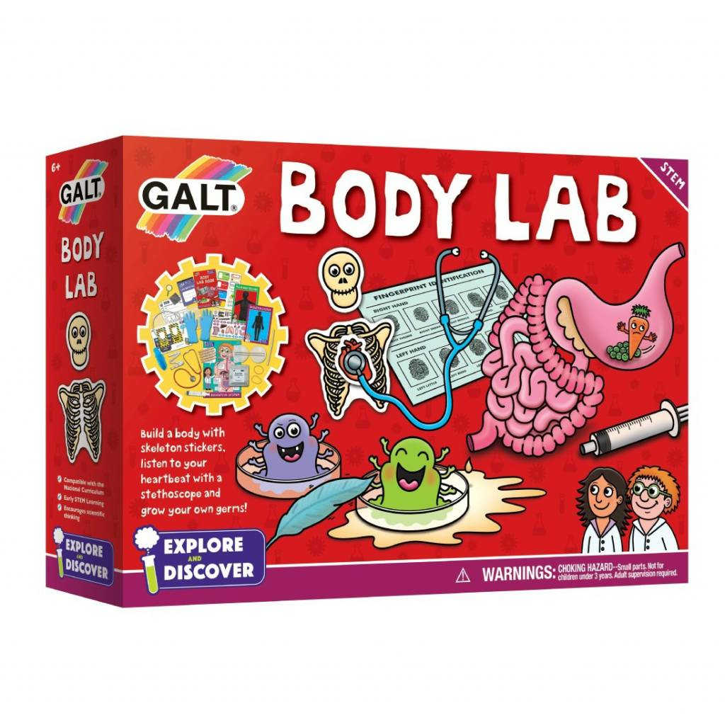 Galt Body Lab