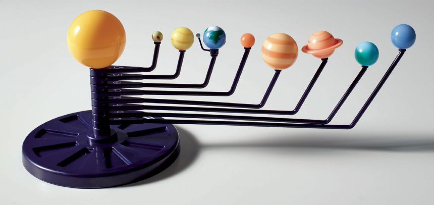 Brainstorm My Desktop Solar System